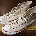 コンバース ALL STAR J HI MADE IN JAPAN 購入
