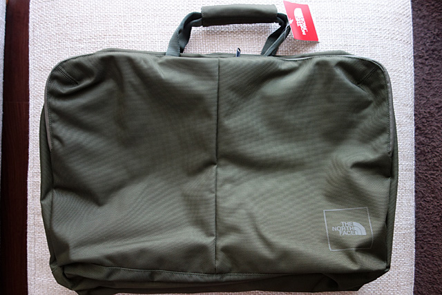 THE NORTH FACE SHUTTLE DUFFEL