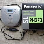 断捨離しなくて良かったもの。~Panasonic ポータブルCDプレーヤー SL-PH270-S~