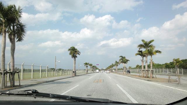 国道58号線の旅