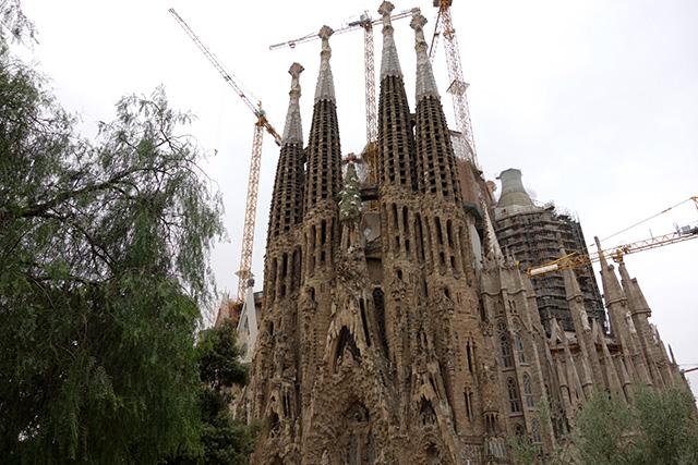 スペイン バルセロナ一人旅