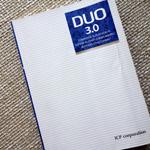 改めて「DUO 3.0」を手に取ってみました