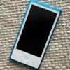 iPod nano 水没・・・