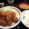 「三河屋」でおもひでのミックスフライ定食~西麻布・六本木・乃木坂~