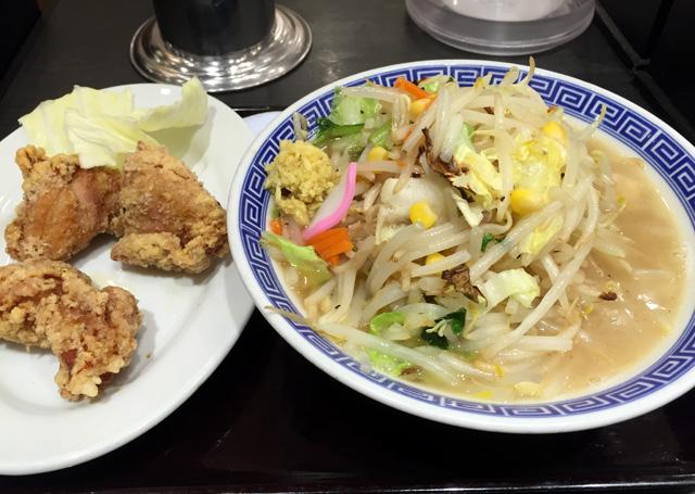 東京タンメン ナトリ「タンカラ」