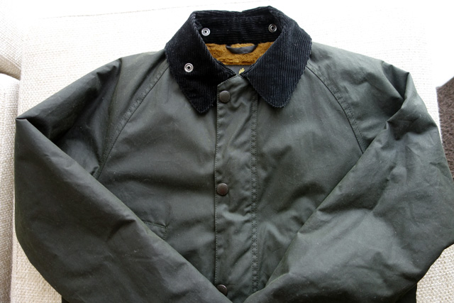 JOURNAL STANDARD relume別注 BARBOUR-relume Special Make Up BEDALE Fur Lined-