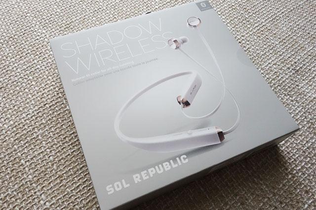 Sol Republic SHADOW カナル型ワイヤレスイヤホンを購入
