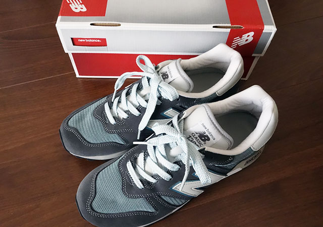 NEW BALANCE M1300CL MADE IN U.S.Aを改めて購入