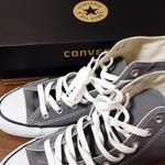 永久定番 コンバースCHUCK TAYLOR CANVAS ALL STAR HIを購入