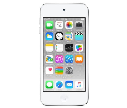第6世代の「iPod touch」