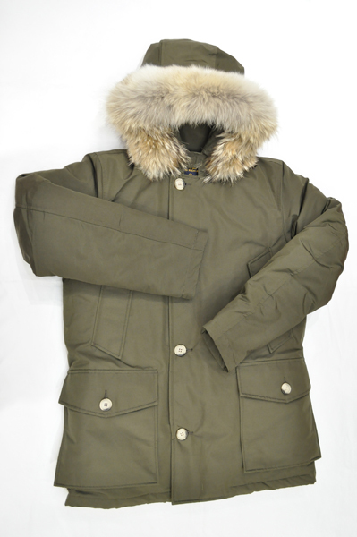WOOLRICH NEW ARCTIC PARKA 60/40(ロクヨン)クロス
