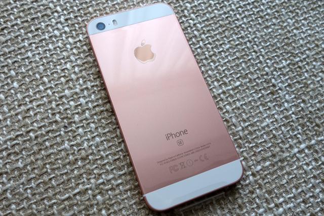 iPhone SE 64GB SIMフリー [ローズゴールド]