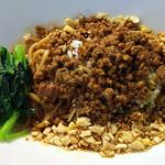 神田担々麺・陳麻婆豆腐 雲林坊 (ユンリンボウ)で汁なし担担麵