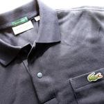 BEAMS別注 LACOSTE(ラコステ)のヘビーピケ ポロシャツを購入