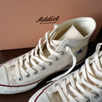 CONVERSE ADDICT CHUCK TAYLOR CANVAS HI NATURALを購入