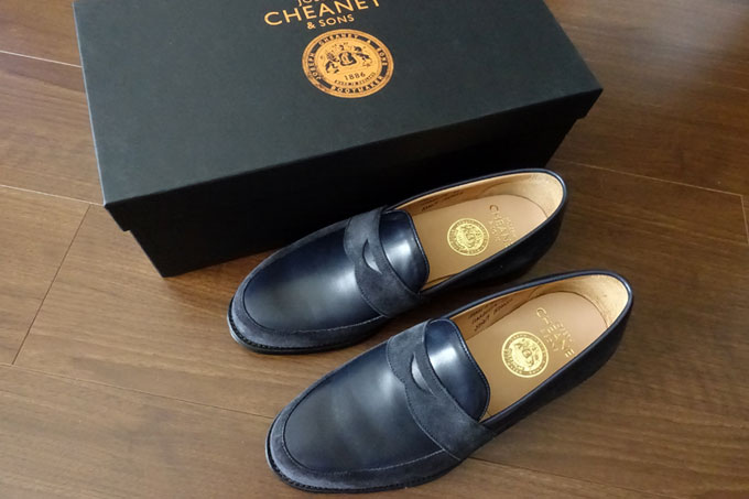 martinique別注 CHEANEY UDSON