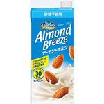 無調整豆乳からアーモンドミルクに変えてみる。