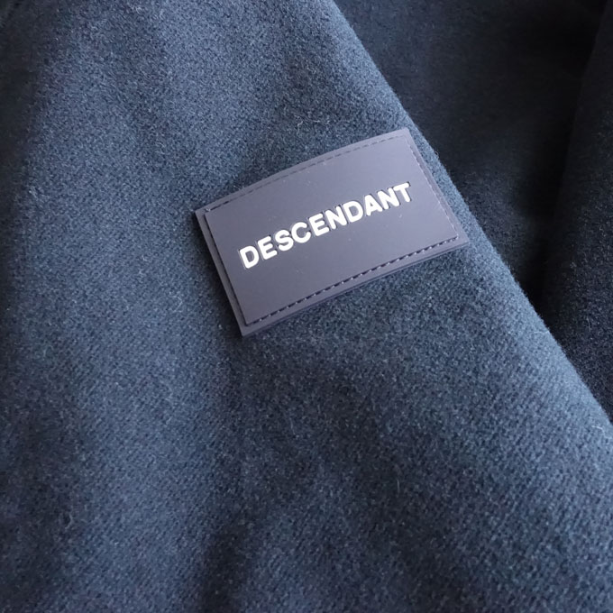 DESCENDANT SQUAD MOLESKIN JACKET for ロンハーマン