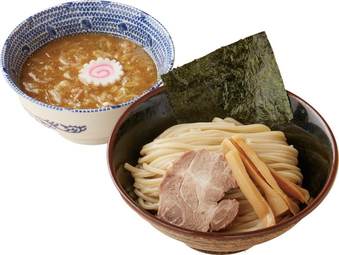 舎鈴(しゃりん)のコンセプトは、「毎日食べられる美味しいつけめん」。