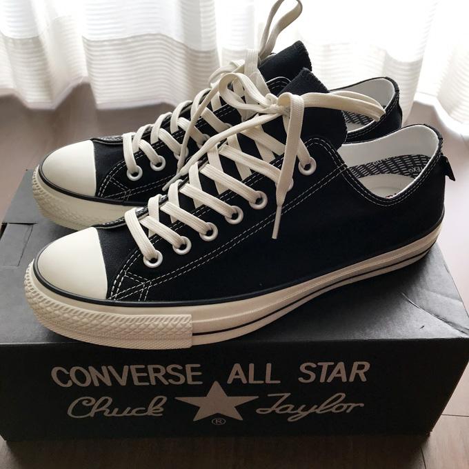 コンバース オールスター 100 ゴアテックス OX ブラック CONVERSE ALL STAR100 GORE-TEX OX BLACK