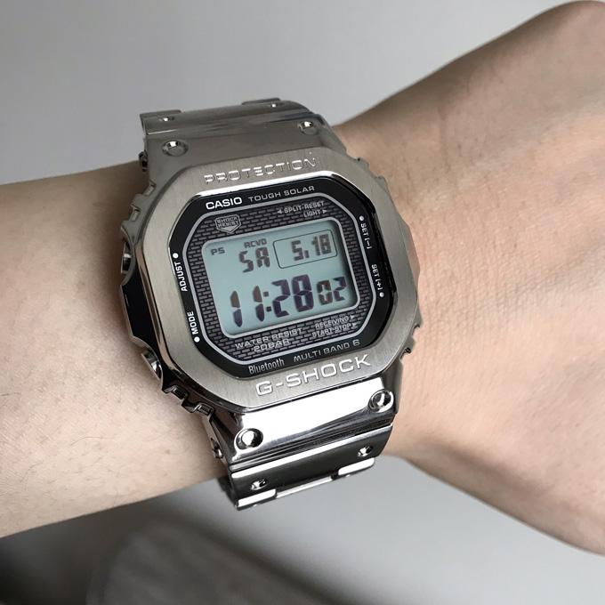 SHOCK GMW-B5000D-1JF