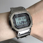 もう腕時計は要らない?G-SHOCK GMW-B5000D-1JFを購入