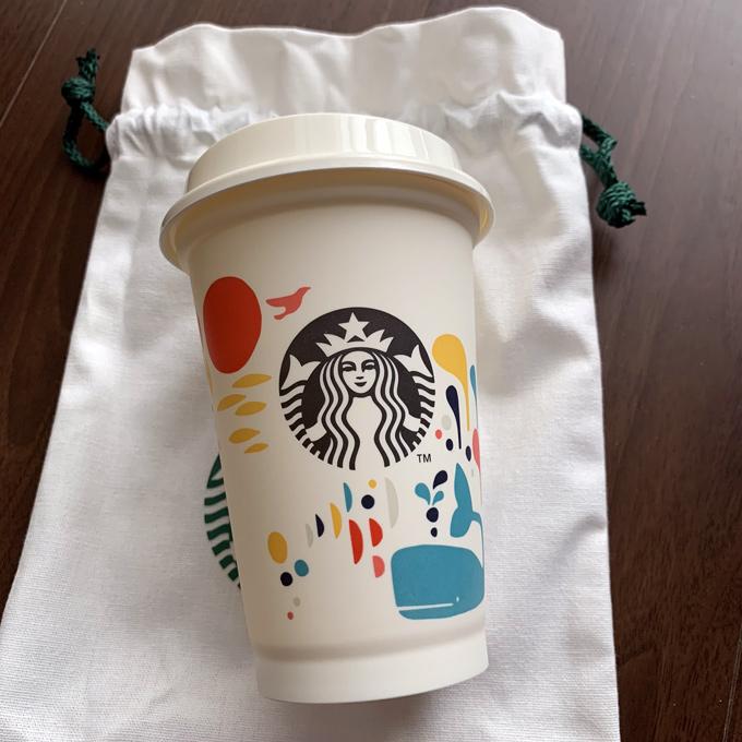 Starbucks リユーザブルカップ