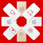 2020年Appleの初売りで、24,000円分のApple StoreギフトカードをGet!