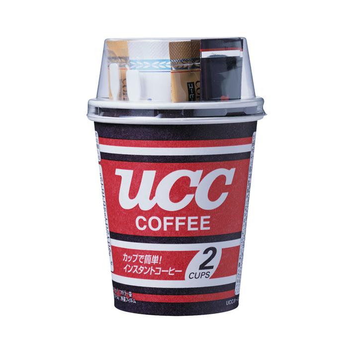 UCC カップコーヒー 2P